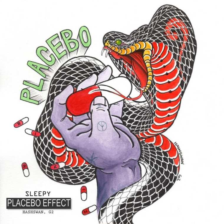Sleepy - Placebo (cover art)