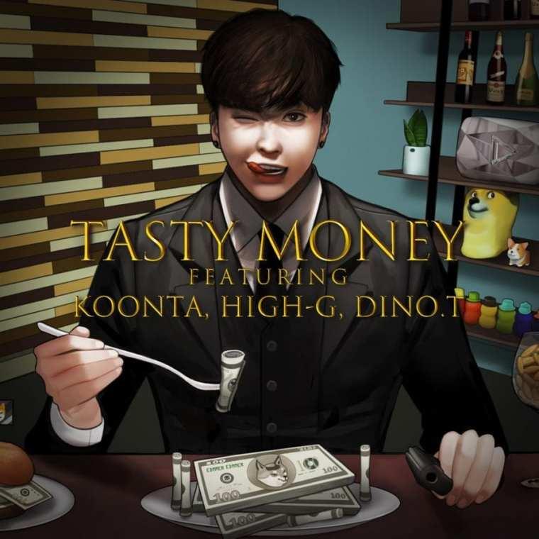 Edmmer - Tasty Money (cover art)