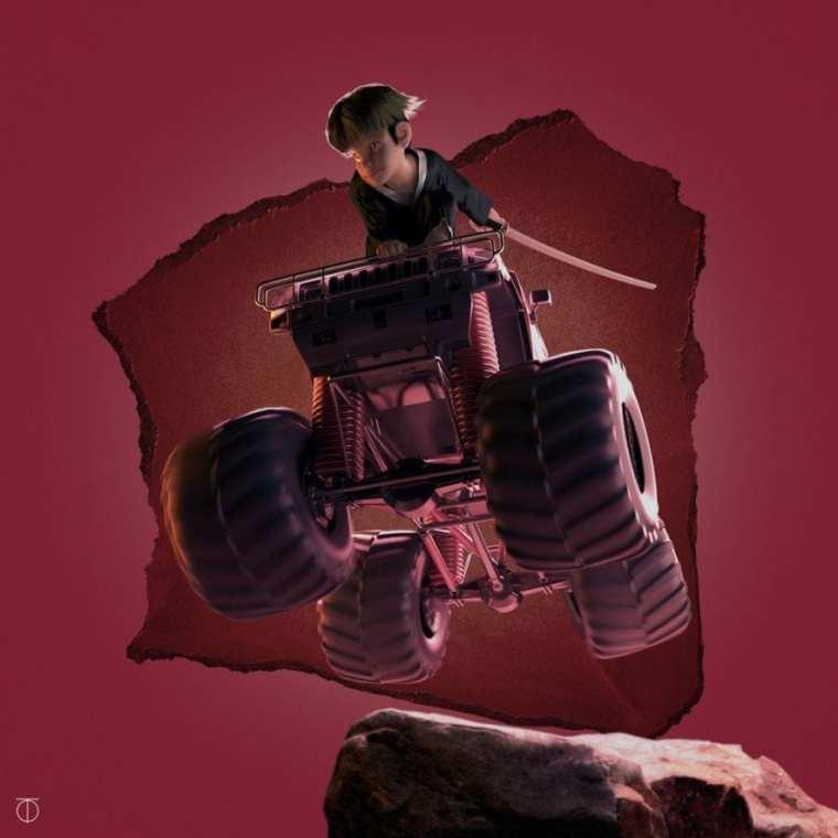 Han Yohan - Bumper Car (cover art)