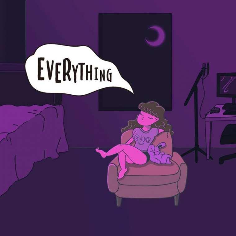 Ash-B - EVERYTHING (cover art)