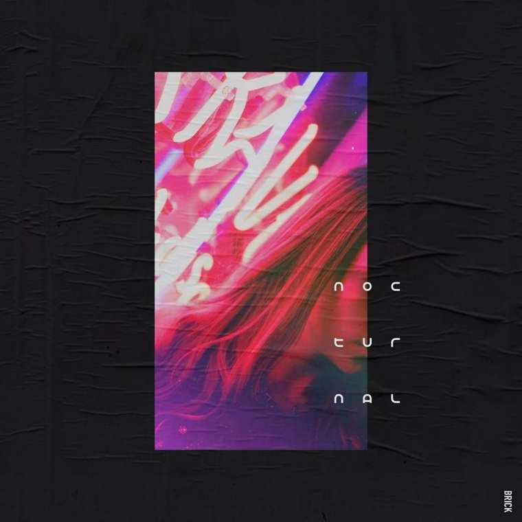 Brick - Nocturnal (album cover)