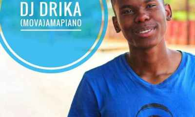 Dj Drika – Sounds Of Rain Hiphopza - Dj Drika – Sounds Of Rain