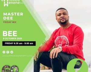 Master Dee – BEE Friday Mix 09 Oct 2020 Hiphopza - Master Dee – BEE Friday Mix (09-Oct-2020)