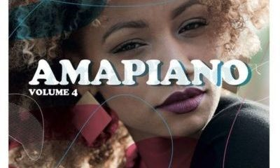 ALBUM Various Artists – Amapiano Volume 4 Hip Hop More 3 - ThackzinDJ – Paradise 1475 (Main Mix)