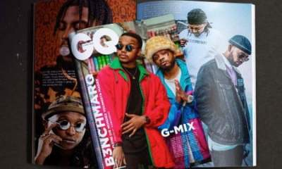 B3nchmarq – Gq G Mix Ft. Flvme Die Mondez Maggz Youngsta CPT Hiphopza - B3nchmarq – Gq G-Mix Ft. Flvme, Die Mondez, Maggz & Youngsta CPT