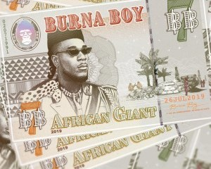 Burna Boy   African Giant New Song 1 17 Hip Hop More - Burna Boy – Spiritual