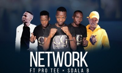 Crazy Gang – Network Ft. Pro Tee Sdala B Hiphopza - Crazy Gang – Network Ft. Pro Tee & Sdala B