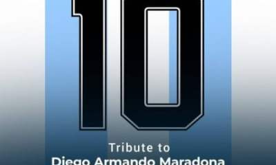 DJ Ace Tribute to Diego Maradona Slow Jam Mix - DJ Ace – Tribute To Diego Maradona (Slow Jam Mix)