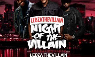 Lebza TheVillain – YTKO 30 Oct Mix Hiphopza - Lebza TheVillain – #YTKO 30 Oct Mix