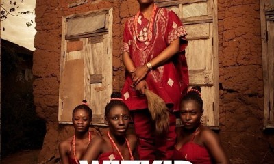 Wizkid Ayo Cover Art front 18 Hip Hop More 2 - Wizkid – Murder ft Wale
