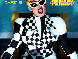 Cardi B   Invasion of Privacy Hip Hop More 11 - Cardi B - Thru Your Phone