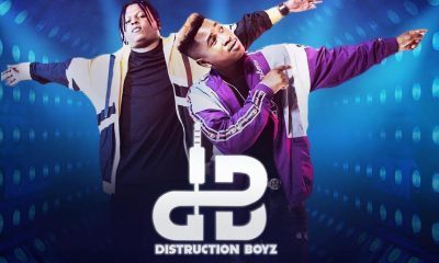 Distruction Boyz It Was All A Dream album zamusic Hip Hop More 3 - Distruction Boyz ft DJ Tira & K-Dot – Amaxoki