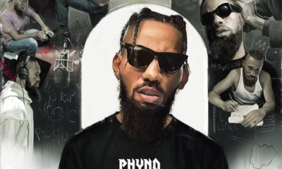 Phyno Deal With It Hip Hop More 1 - Phyno – Ka Anyi Na Ayo (feat. Teni)