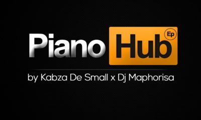 Piano Hub Hip Hop More 4 - Kabza De Small & DJ Maphorisa – Nokhuda ft. MhawKeys