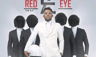 Victor AD Red Eye The Ep Hip Hop More 3 - Victor AD – Fact