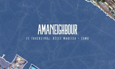 Mr JazziQ  Killer Kau   Amaneighbour Ft Reece Madlisa Zuma ThackzinDJ Hip Hop More - Mr JazziQ & Killer Kau – Amaneighbour Ft. Reece Madlisa, Zuma, ThackzinDJ