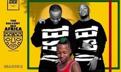 Vigro Deep Major League Djz – Amapiano Live Balcony Mix B2B S2 EP4 Hip Hop More - Vigro Deep & Major League Djz – Amapiano Live Balcony Mix B2B (S2 EP4)