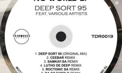 Deep Sort 95 – No World Roctonic SA Remix mp3 download zamusic Hip Hop More 3 - Deep Sort 95 – No World (CeebaR Remix)