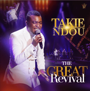 Takie Ndou The Great Revival Live zip album download zamusic Hip Hop More 2 298x300 - Takie Ndou – Hallelujah (feat. Oncemore Six) [Live]