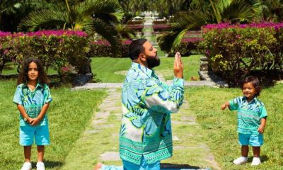 DJ Khaled Khaled Khaled Hip Hop More 1 - DJ Khaled ft. Nas, Jay-Z, James Fauntleroy – Sorry Not Sorry