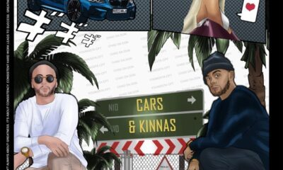 Chad Da Don ft YoungstaCPT Cars Kinnas scaled Hip Hop More - Chad Da Don ft YoungstaCPT – Cars & Kinnas