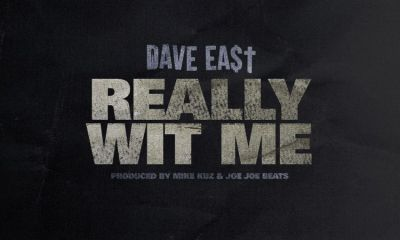 Dave East Really Wit Me Hip Hop More - Dave East – Really Wit Me