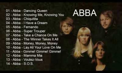 Download Audio Dont Shut Me Down by ABBA mp4 download Hip Hop More - VIDEO: ABBA – Don't Shut Me Down