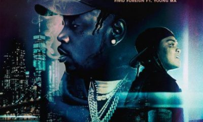 Fivio Foreign ft Young M.A Move Like A Boss scaled Hip Hop More - Fivio Foreign ft Young M.A – Move Like A Boss