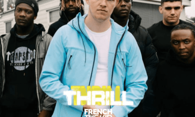 French The Kid Thrill 1 Hip Hop More - French The Kid – Thrill