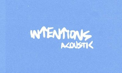 Justin Bieber Intentions Acoustic scaled Hip Hop More - Justin Bieber – Intentions (Acoustic)