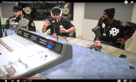 Termanology Freestyles on FunkFlex #Freestyle030