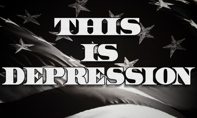 "Chris Rivers – ""This is Depression"""