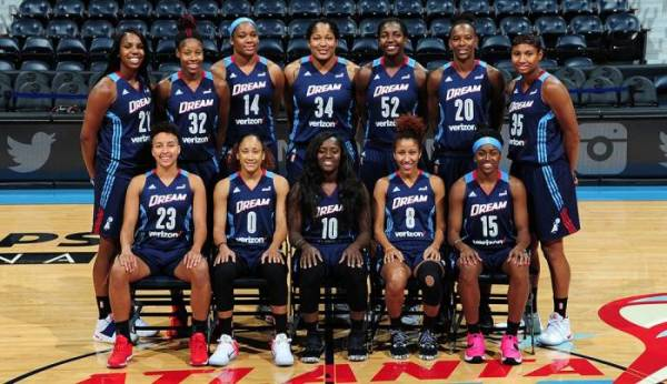 The Atlanta Dream Will Select No. 7 Overall in 2017 WNBA ...