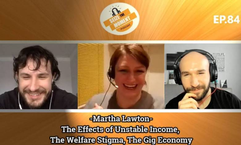 The Effects of Unstable Income With Special Guest Martha Lawton