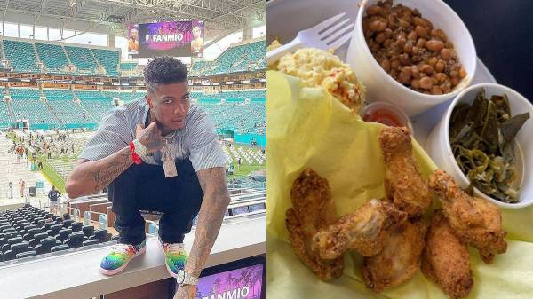 HOW BLUEFACE'S STOLEN CAR HELPED HIM TO BUY RESTAURANT