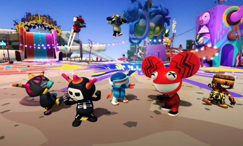 Earn Limited Edition Deadmau5 Digital Collectibles In Blankos Block Party