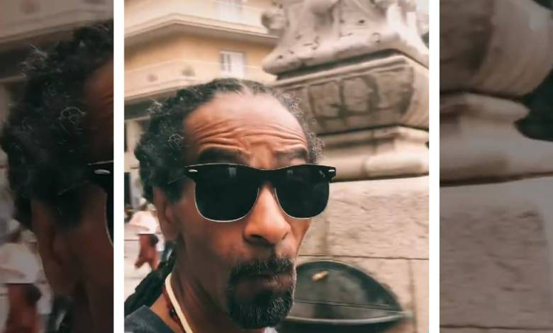 Snoop Dogg Lookalike Fools Podcaster And His Mother