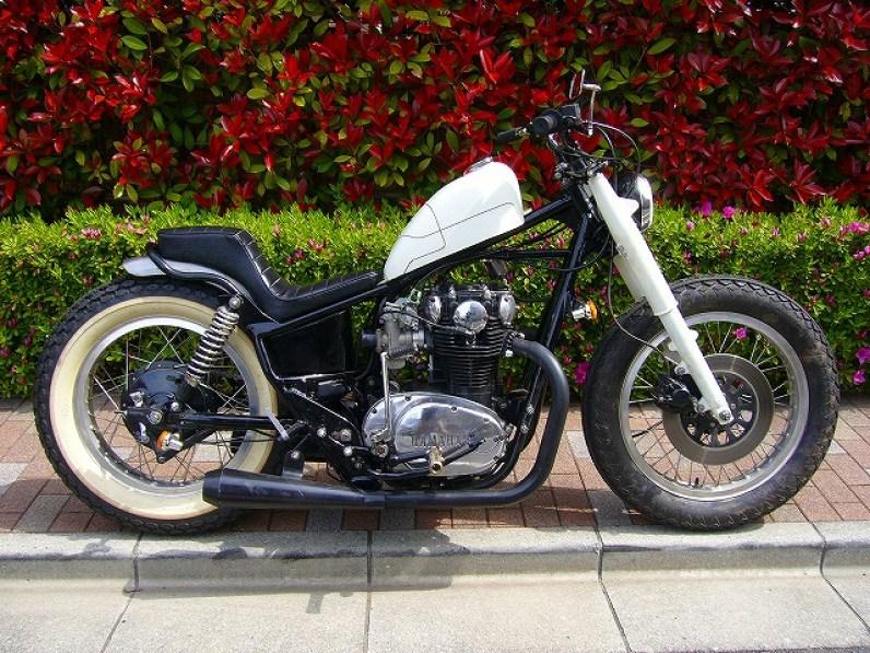 HIPLINE Yamaha XS650
