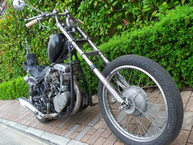 HIPLINE Harley Davidson EARLY SHOVEL