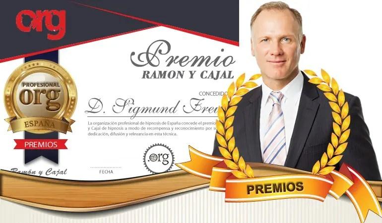 premios ramón y cajal de hipnosis