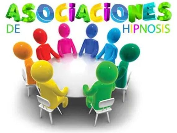 asociaciones de hipnosis