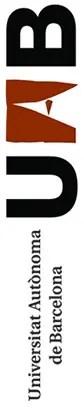 logo de la universidad autónoma de Barcelona