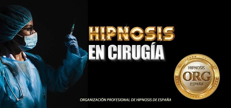 hipnosis para cirugía hospitalaria