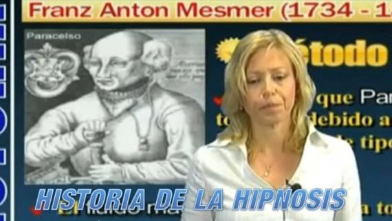 historia de la hipnosis