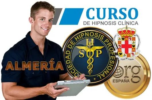 Curso de hipnosis en Almería