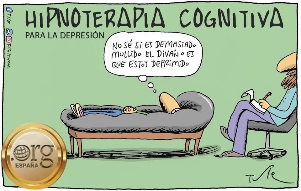 hipnoterapia cognitiva para la depresión