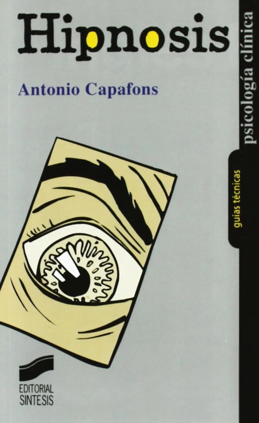 libro hipnosis de Antonio Capafons