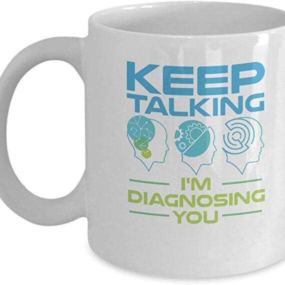 taza de café psicología
