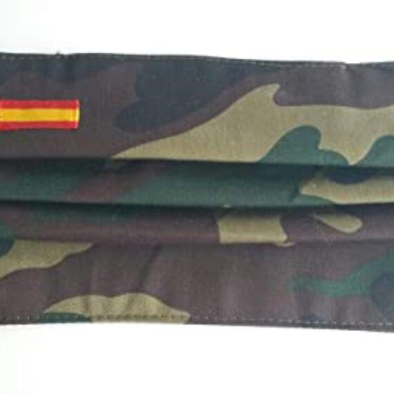 mascarilla militar España