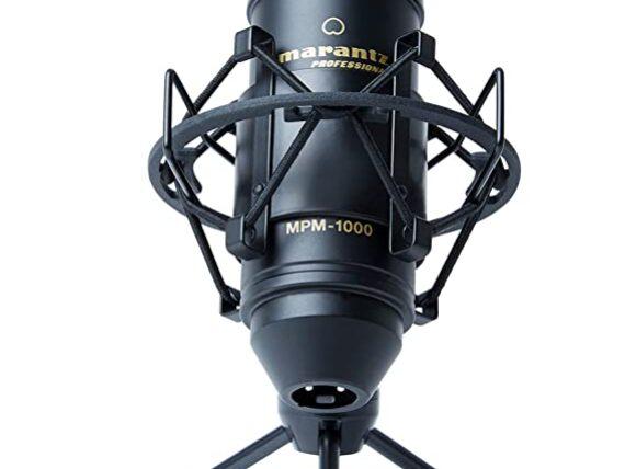 micrófono profesional marantz